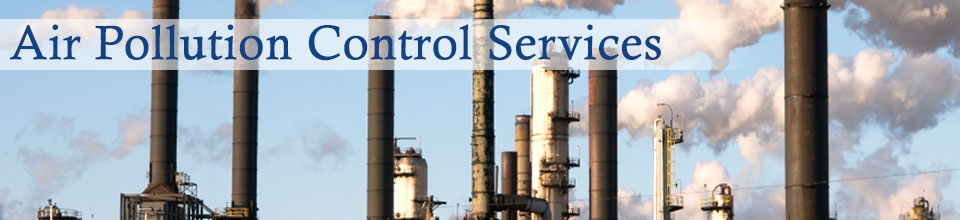 Products : Air Pollution Control Services
